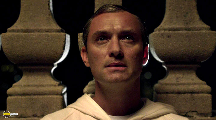 A still #35 from The Young Pope (2016) With Jude Law