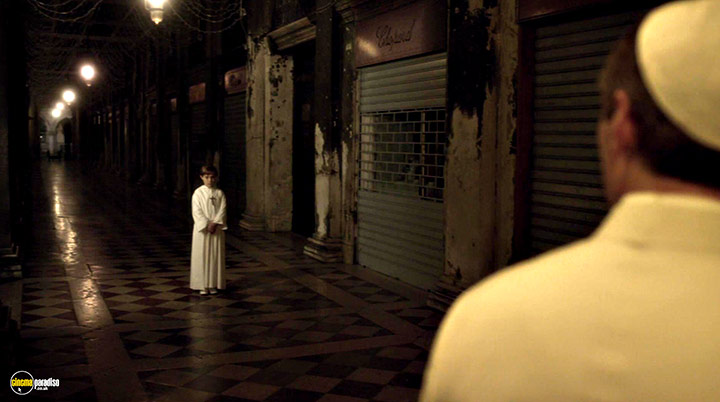 A still #34 from The Young Pope (2016)