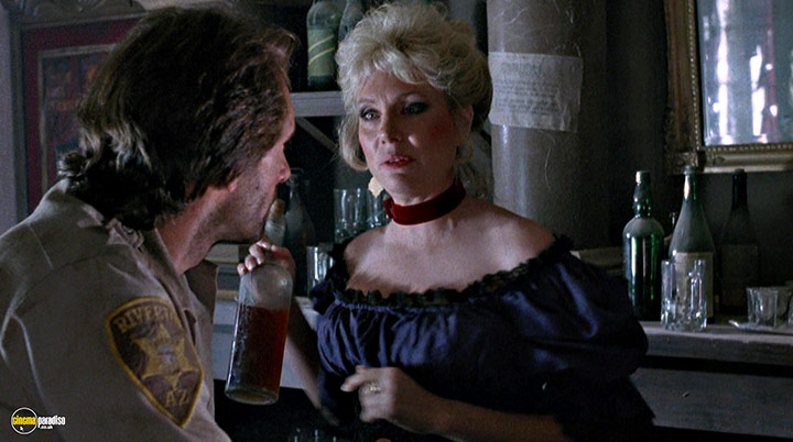A still #3 from Ghost Town (1988) With Penelope Windust And Franc Luz