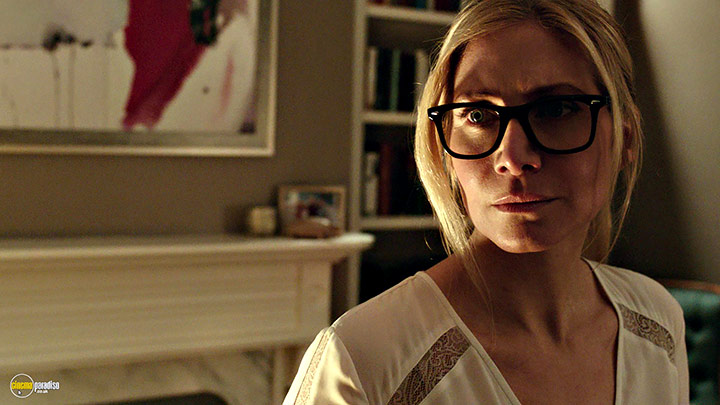 A still #6 from The Purge: Election Year (2016) With Elizabeth Mitchell