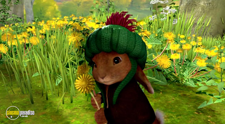 A still #7 from Peter Rabbit: The Tale of the Great Rabbit and Squirrel Adventure (2014)