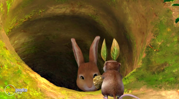 A still #5 from Peter Rabbit: The Tale of the Great Rabbit and Squirrel Adventure (2014)