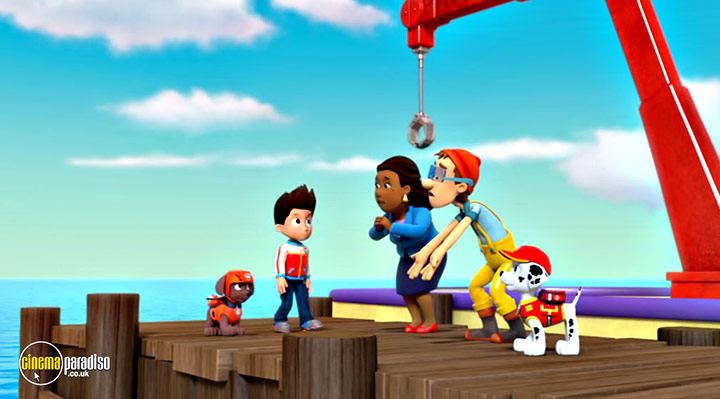 A still #4 from Paw Patrol: All Wings on Deck (2015)