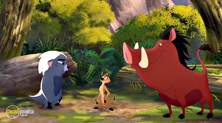 A still #8 from The Lion Guard: Unleash the Power (2016)