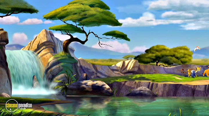 A still #4 from The Lion Guard: Unleash the Power (2016)