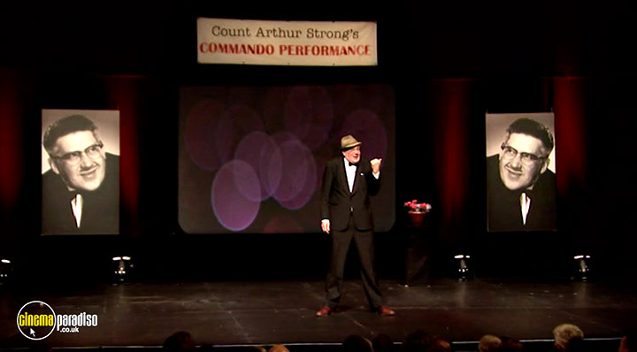 A still #31 from Count Arthur Strong's Command Performance (2016)