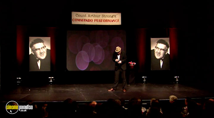 A still #27 from Count Arthur Strong's Command Performance (2016)