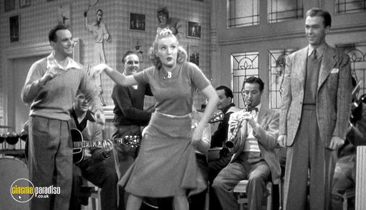A still #14 from College Swing (1938)