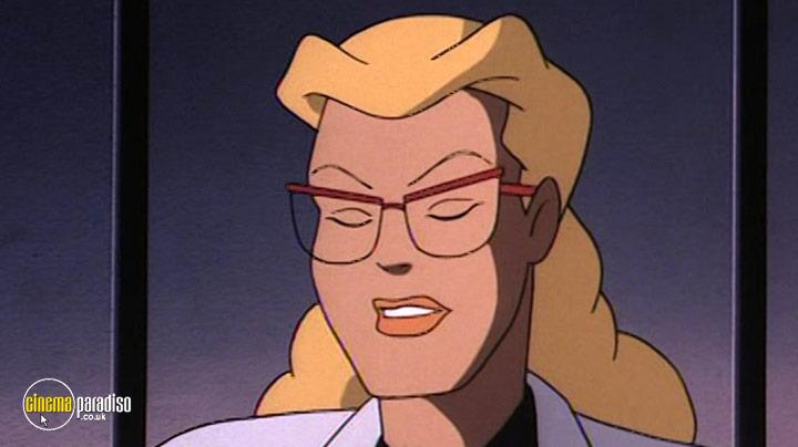 A still #44 from DC Super-Villains: Poison Ivy (1994)
