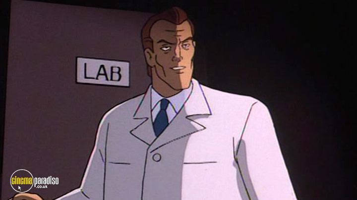 A still #43 from DC Super-Villains: Poison Ivy (1994)