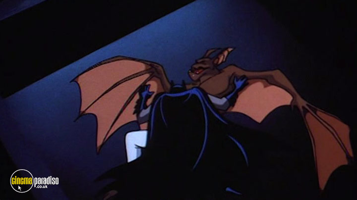 A still #42 from DC Super-Villains: Poison Ivy (1994)