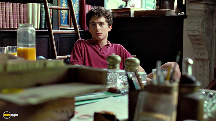 A still #8 from Call Me by Your Name (2017)