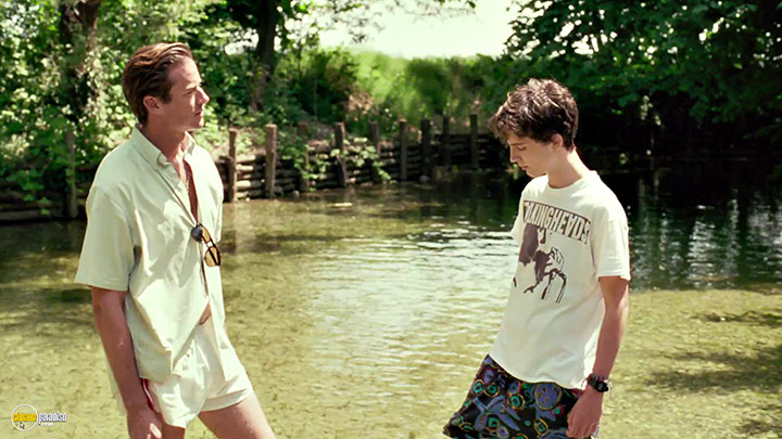 A still #4 from Call Me by Your Name (2017)