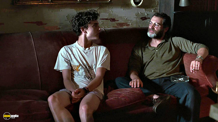 A still #2 from Call Me by Your Name (2017)