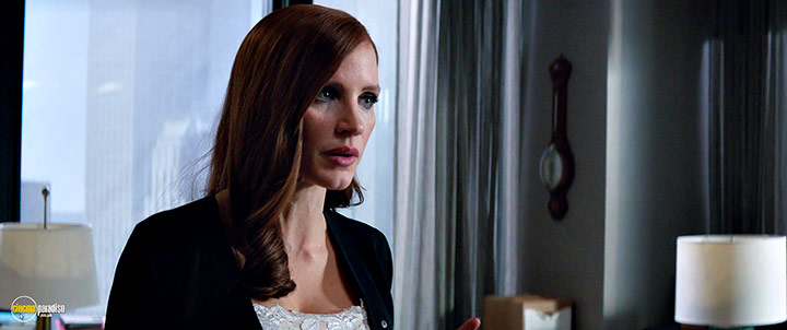 A still #8 from Molly's Game (2017)