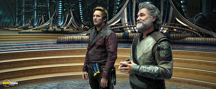 A still #9 from Guardians of the Galaxy: Vol.2 (2017)