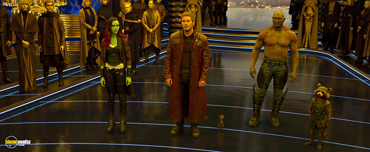 A still #6 from Guardians of the Galaxy: Vol.2 (2017)