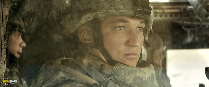 A still #16 from Thank You for Your Service (2017)