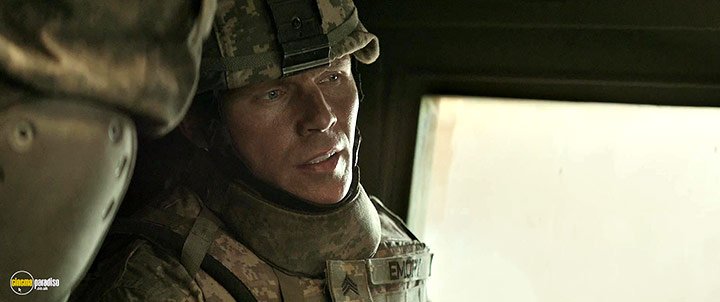 A still #14 from Thank You for Your Service (2017)