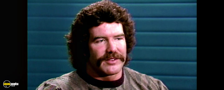 A still #23 from WWE: Living on a Razor's Edge: The Scott Hall Story (2016)