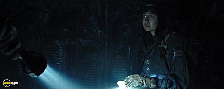 A still #17 from Alien: Covenant (2017)