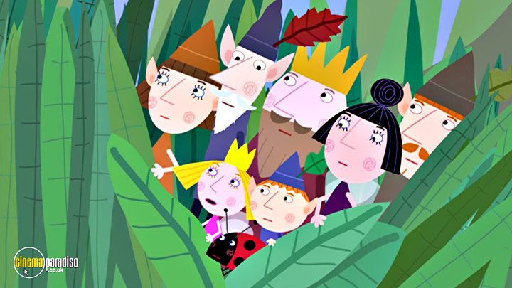 A still #1 from Ben and Holly's Little Kingdom: Big Ben and Holly (2012)