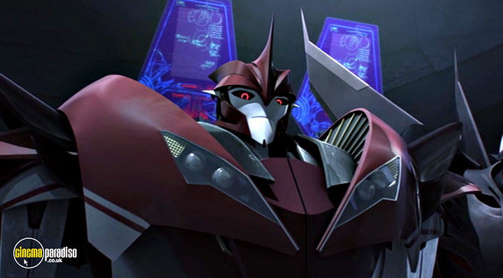 A still #7 from Transformers Prime: Series 3: Part 2 (2013)