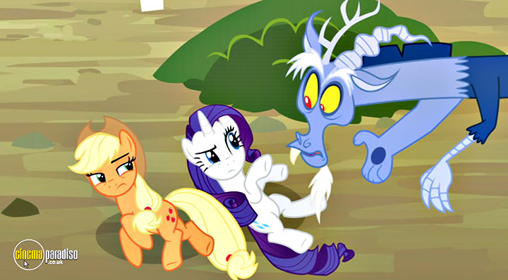 A still #8 from My Little Pony: Friendship Is Magic: Rarity Takes Manehattan (2016)