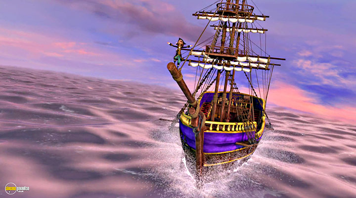 A still #19 from The Swan Princess: Princess Tomorrow, Pirate Today! (2016)