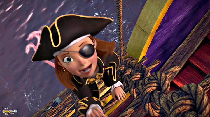 A still #18 from The Swan Princess: Princess Tomorrow, Pirate Today! (2016)