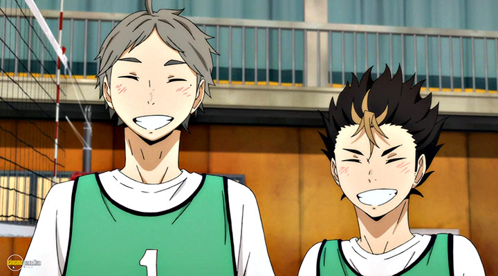 A still #2 from Haikyu!!: Series 1: Part 1 (2014)