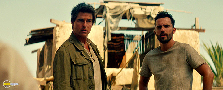 A still #6 from The Mummy (2017)