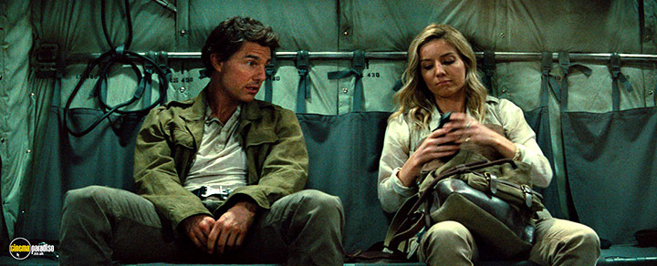 A still #2 from The Mummy (2017)