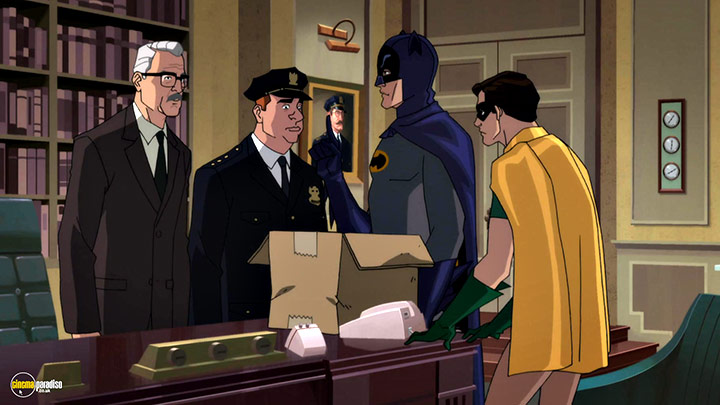 A still #46 from Batman vs. Two-Face (2017)