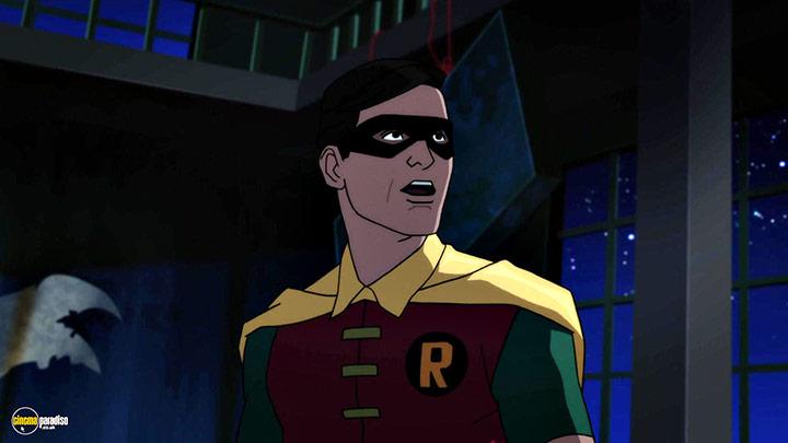 A still #43 from Batman vs. Two-Face (2017)