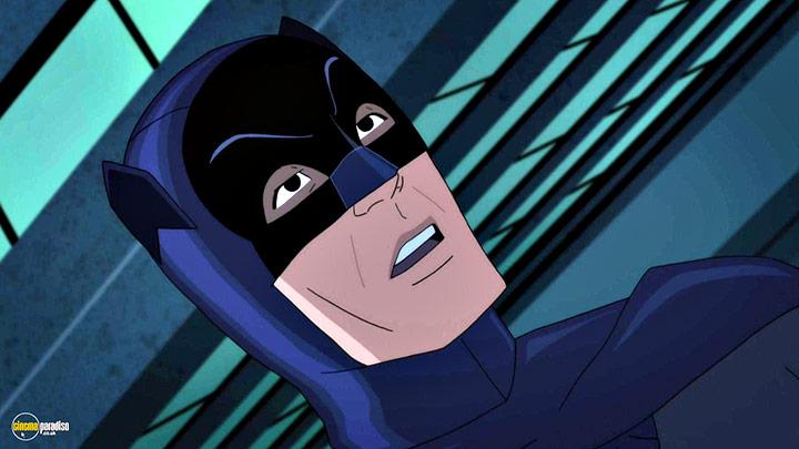 A still #42 from Batman vs. Two-Face (2017)