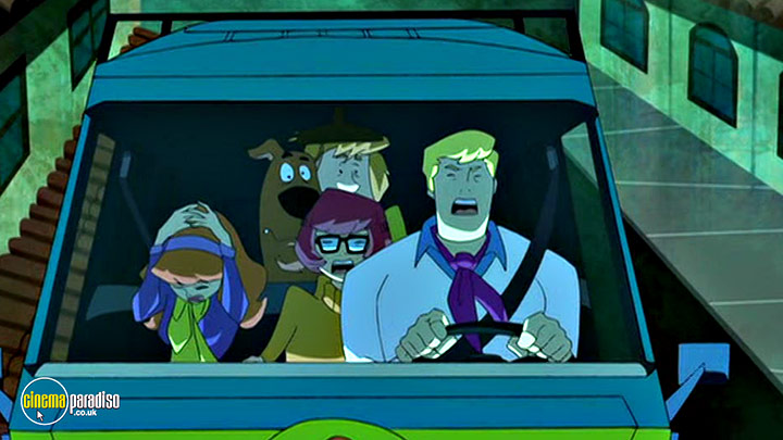 A still #4 from Scooby-Doo! and WWE: Curse of the Speed Demon (2016)