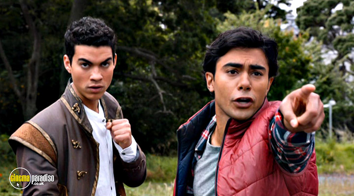 A still #9 from Power Rangers Dino Charge: Hero (2015)