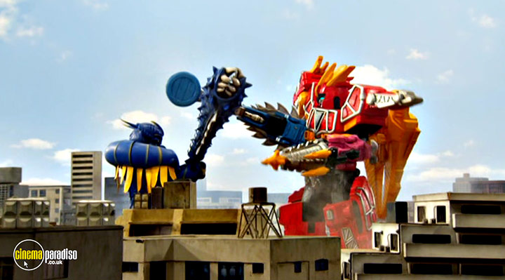 A still #7 from Power Rangers Dino Charge: Hero (2015)