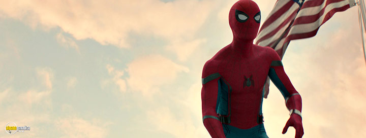 A still #5 from Spider-Man: Homecoming (2017)