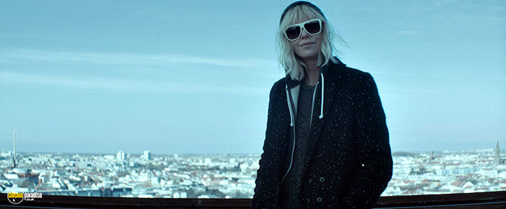 A still #1 from Atomic Blonde (2017)