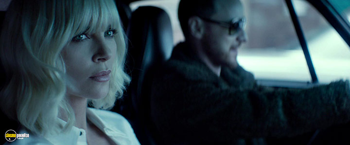 A still #7 from Atomic Blonde (2017)