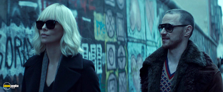 A still #3 from Atomic Blonde (2017)