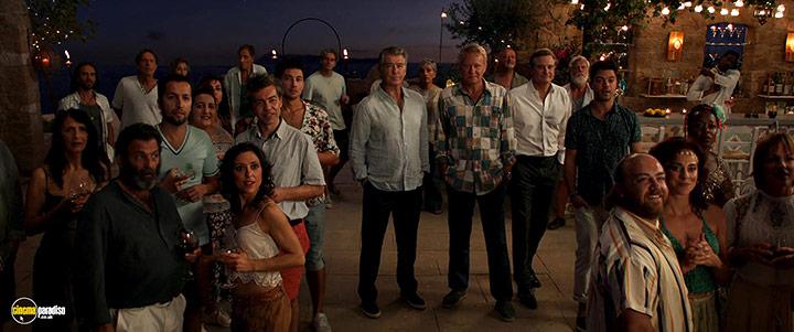 A still #6 from Mamma Mia! Here We Go Again (2018)