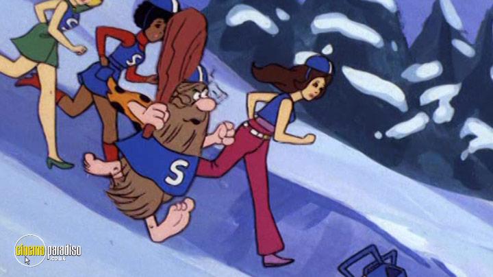 A still #66 from Scooby's All-star Laff-a-lympics: Vol.1 (1977)
