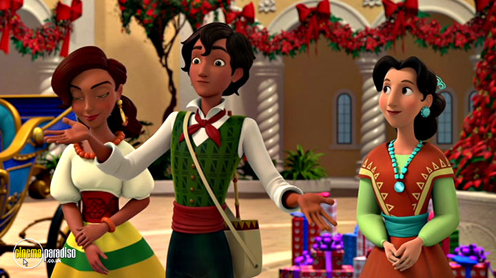 A still #37 from Elena of Avalor: Celebrations to Remember (2017)