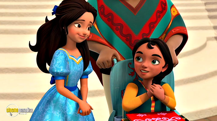 A still #34 from Elena of Avalor: Celebrations to Remember (2017)