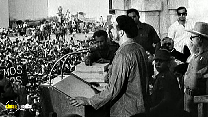 A still #2 from CIA Declassified: Castro and the Cold Cream / The Hunt for Che Guevara (2014)