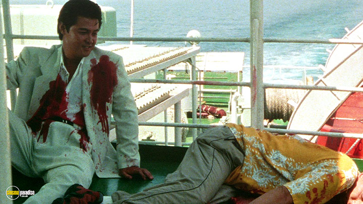 A still #38 from Dead or Alive 1 and 2 (2000)