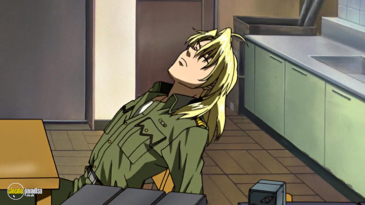 A still #43 from Full Metal Panic!: Series 1 (2002)